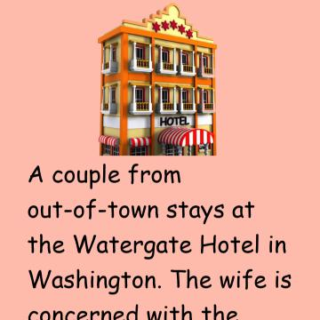 At The Watergate Hotel