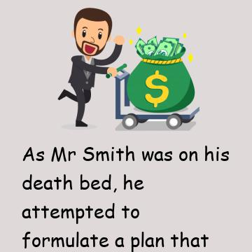 Bring Money To The Afterlife