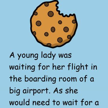 Cookie Thief Story