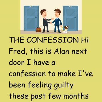 Deadly Confession