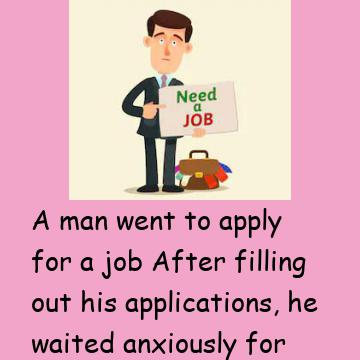 For The Unemployed