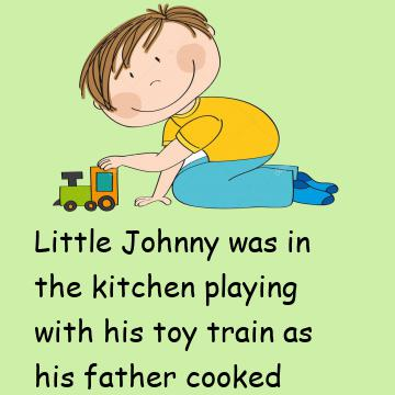 Little Johnny The Conductor