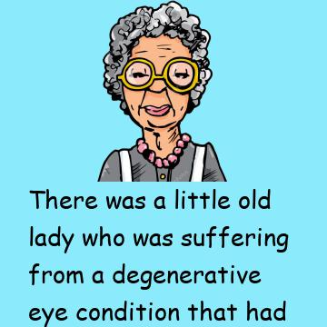 Old Woman's Gifts