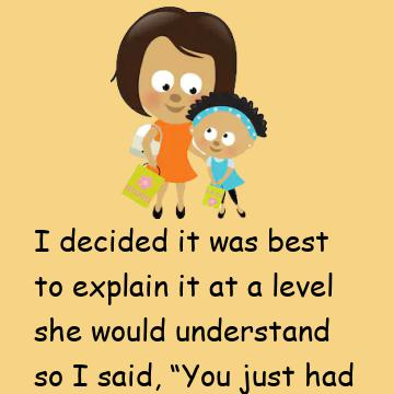 Parenting Humor: The Little Girl Asks Her Mummy A Very Serious Question