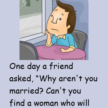 Poor Fred Can't Find And Keep A Girlfriend
