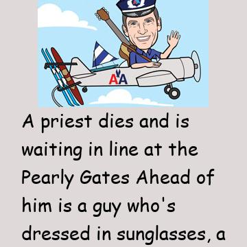 Priest And Pilot