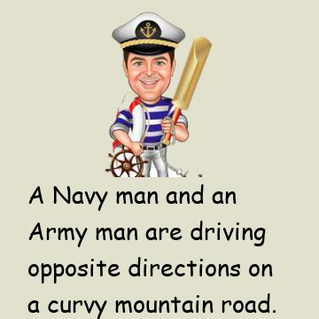 Sailors And Soldiers Should Be Friends!