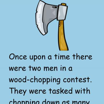 Sharpen Your Axe Story