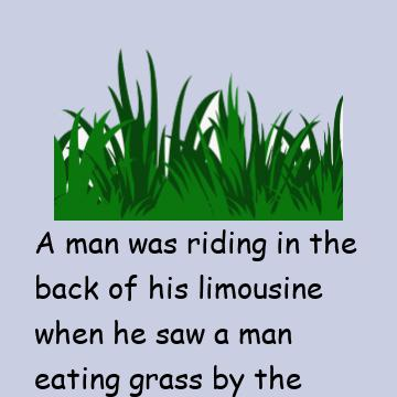 The Grass Eater