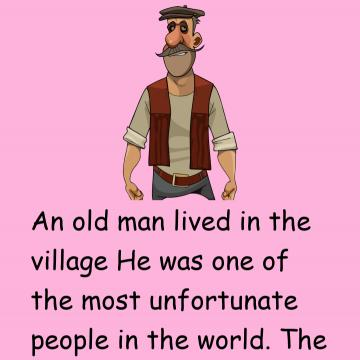 The Old Man Lived In The Village
