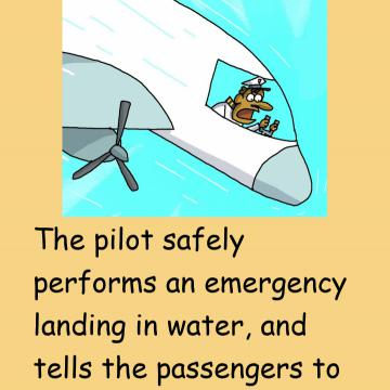 The Pilot Was Stunned When The Man Tried To Do This!
