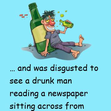 The Priest Couldn't Believe It When The Drunk Man Said This