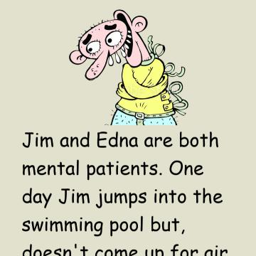 What Did You Do Edna!