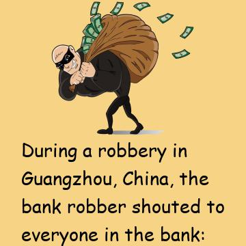 Who Are The Real Robbers?