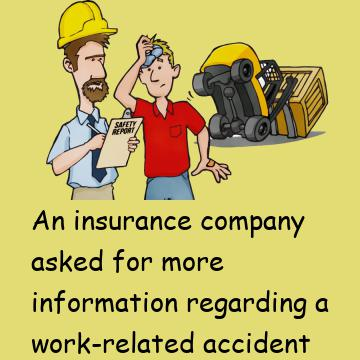 Work Accident Report